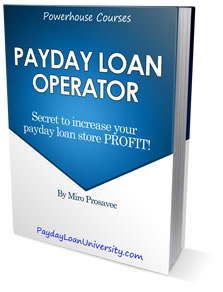 How to start a payday loan business
