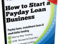 how to opene payday loan company